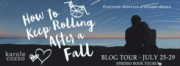 How to Keep Rolling After a Fall by Karole Cozzo - Review & Giveaway