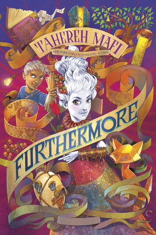 Furthermore by Tahereh Mafi – A Whimsical Review