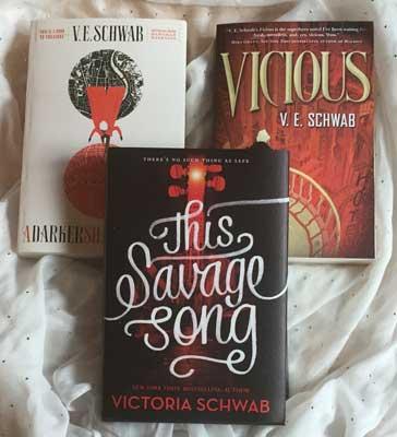 Victoria-Schwab-Books
