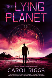 The Lying Planet by Carol Riggs – Excerpt & Giveaway