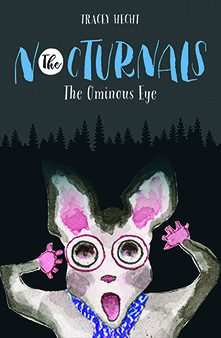 The Ominous Eye by Tracy Hecht