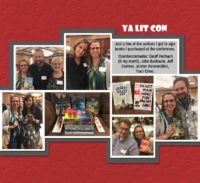A Recap of the YA Lit Conference & Fandom Frenzy. And a Giveaway!