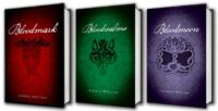 The Bloodmark Trilogy by Aurora Whittet: Check Out My Reviews, Whittet's Top Ten Addictions & a Giveaway!