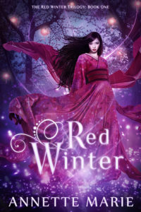 Red Winter by Annette Marie – Review & Giveaway