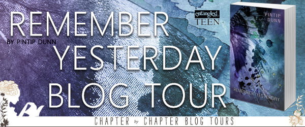 Remember Yesterday by Pintip Dunn - Review & Giveaway