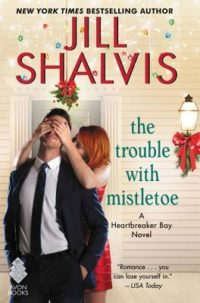 The Trouble with Mistletoe by Jill Shalvis: Review–I'm in Puppy Love!