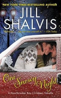 One Snowy Night by Jill Shalvis: Review & Giveaway