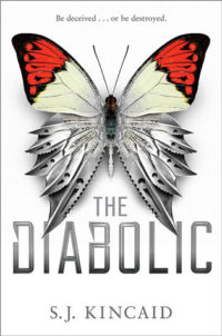 The Diabolic by S.J. Kincaid – Review & Giveaway