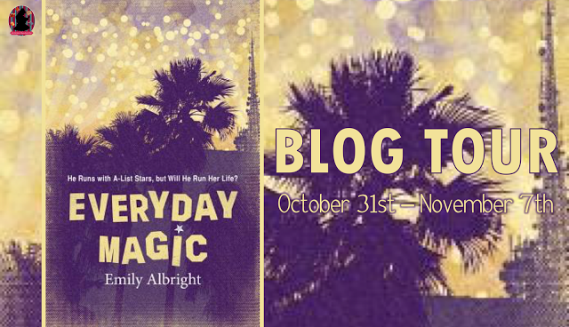 Everyday Magic by Emily Albright - Spotlight and Giveaway