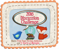 Let's Discuss the Book Blog Discussion Challenge!