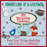 January Discussion Challenge Link-Up & Giveaway