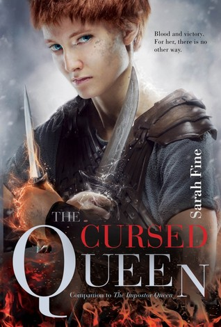 Cursed Queen by Sarah Fine – Review