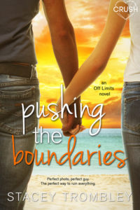 Pushing the Boundaries by Stacey Trombley – Review, Giveaway & Trombley's Top Ten Addictions
