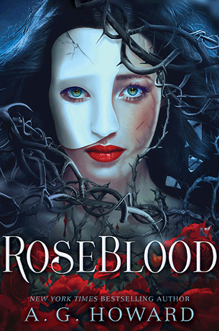 Bite-Sized Reviews of RoseBlood, Frost and The Glittering Court