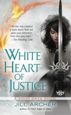 Pocket Full of Tinder (and White Heart of Justice) by Jill Archer – Reviews