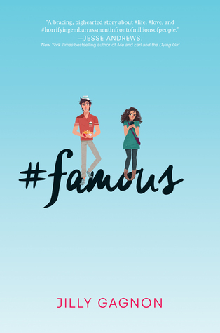 #famous by Jilly Gagnon: Spotlight & Giveaway