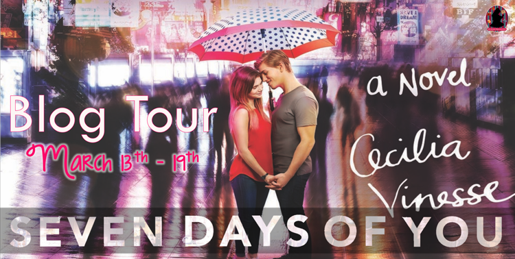 Seven Days of You by Cecilia Vinesse: Review & Vinesse's Top Ten Addictions