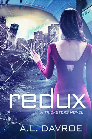 Redux by A.L. Davroe
