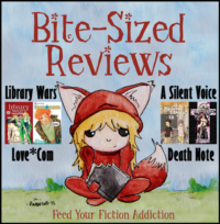 Bite-Sized Manga Reviews: Library Wars, Love*Com, A Silent Voice, and Death Note