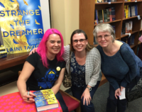 Laini Taylor's Strange The Dreamer Event Recap
