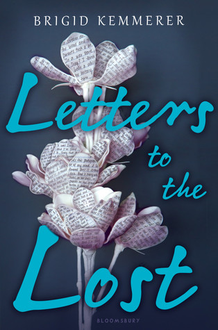 Letters to the Lost Review (AKA My Admiration for Brigid Kemmerer)