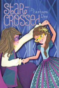 Star-Crossed by Barbara Dee: Review, Giveaway & Dee's Top Ten Addictions