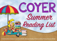 Sign-Ups for Series in a Month and COYER Summer Reading Challenges