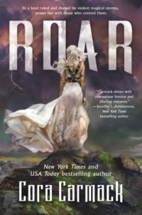 Roar by Cora Carmack: Review, Excerpt & Giveaway