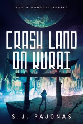 Bite-Sized Reviews: Crash Land on Kurai, The Star-Touched Queen and Death's Queen