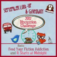September Discussion Challenge Link-Up & Giveaway