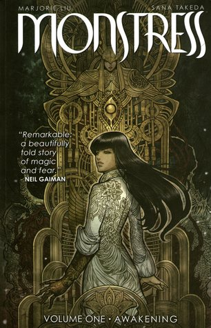 Monstress, Vol. 1: Awakening by Marjorie M. Liu, Sana Takeda