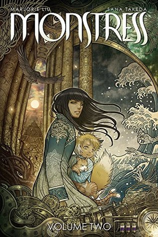 Monstress, Vol. 2: The Blood by Marjorie M. Liu, Sana Takeda
