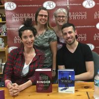 Quick Recap of the Adam Silvera/Lauren Oliver Author Event (& a Giveaway!)