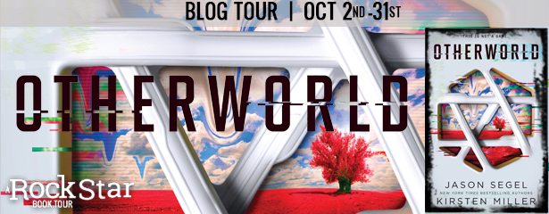 Otherworld by Jason Segel & Kirsten Miller: Review & Giveaway
