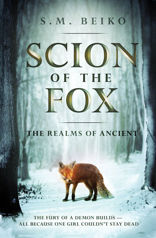 Scion of the Fox by S.M. Beiko: Review, Giveaway & Beiko's Top Ten Addictions