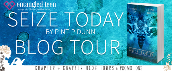 Seize Today by Pintip Dunn: Review & Giveaway