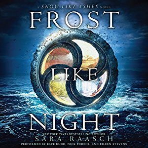 Frost Like Night by Sara Raasch