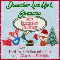 December Discussion Challenge Link-Up & Giveaway