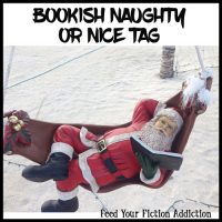 Bookish Naughty or Nice Tag