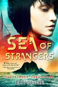 Island of Exiles and Sea of Strangers by Erica Cameron: Review & Giveaway