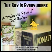 The Sky Is Everywhere by Jandy Nelson: A Dual Review with Danielle Hammelef