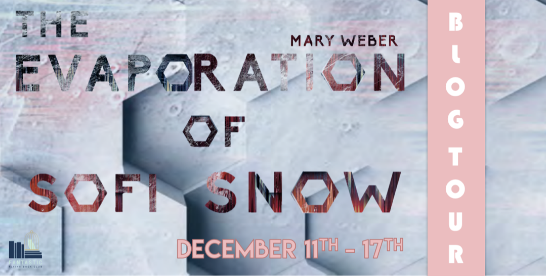 The Evaporation of Sofi Snow: Review and Giveaway