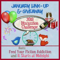 January 2018 Discussion Challenge Linkup & Giveaway!