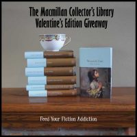 A Valentine's Post Featuring the Macmillan Collector's Library (& a Giveaway!)