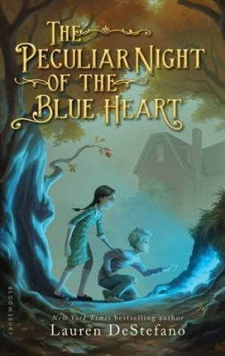 Bite-Sized Reviews of Dare Mighty Things, The Peculiar Night of the Blue Heart, The List & Welcome Home