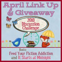 April 2018 Discussion Challenge & Giveaway