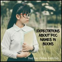 Expectations About POC Names in Books. Let's Discuss.