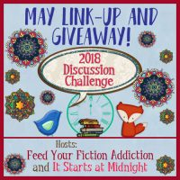 May 2018 Discussion Challenge Link-Up & Giveaway