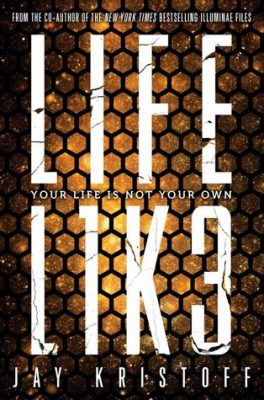 LIFEL1K3 by Jay Kristoff: Review & Giveaway