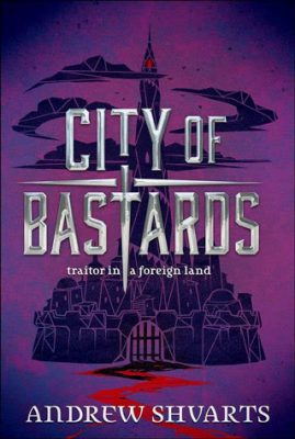 Bite-Sized Reviews of City of Bastards & Ice Wolves